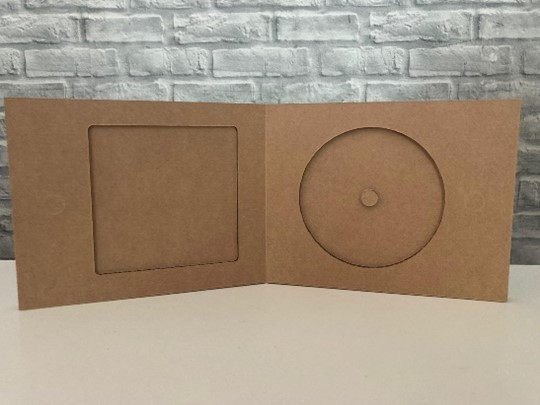 Una anteprima del packaging...